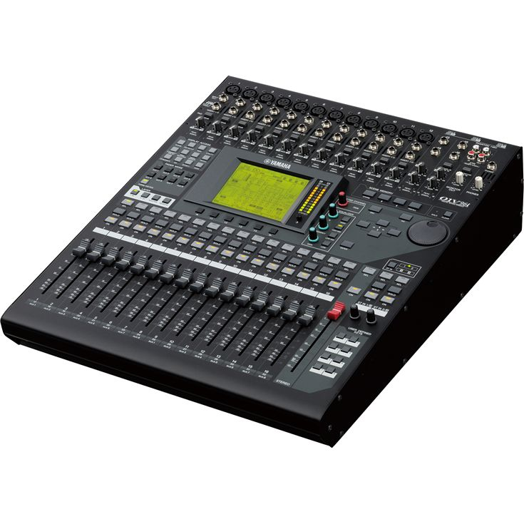 Yamaha Mixers India
