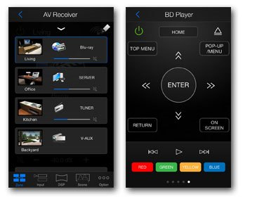 Av Controller Overview Apps Audio Visual Products