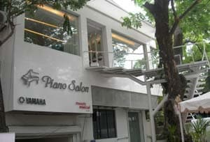 YAMAHA PIANO SALON, CHENNAI