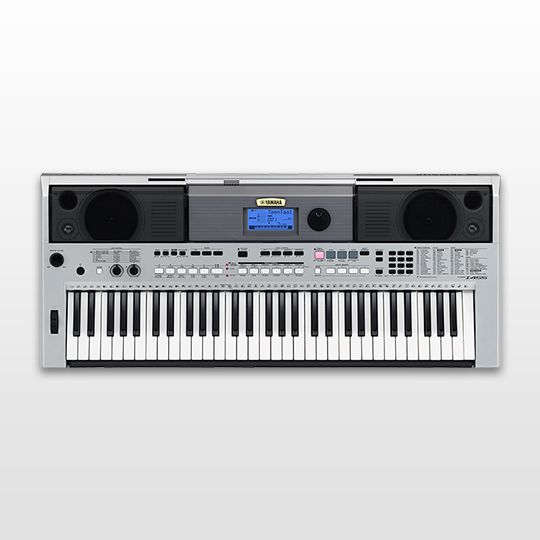 PSR-I455 - Features - Portable Keyboards - Keyboard