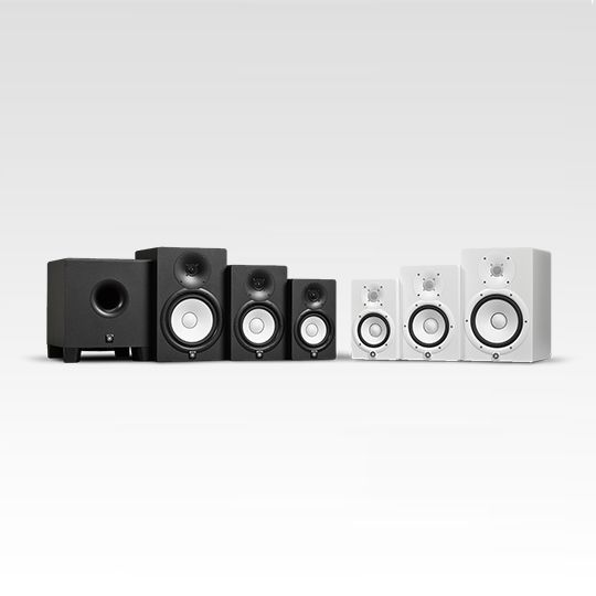 Hs Series Options Speakers Professional Audio