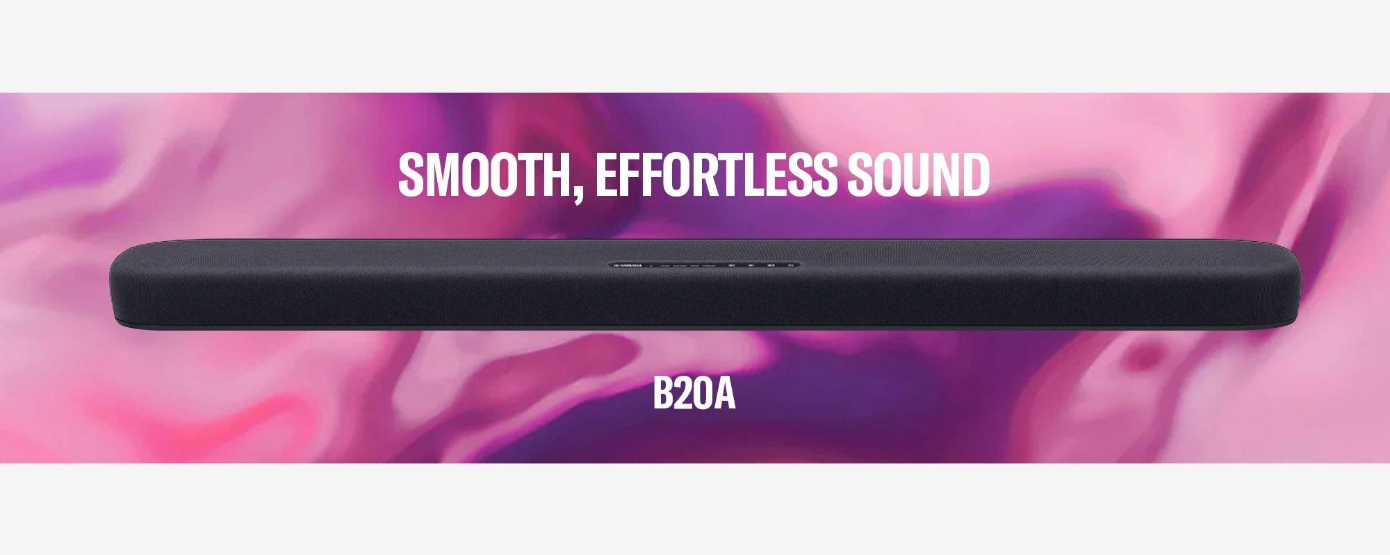 Yamaha SR-B20A B20A Soundbar