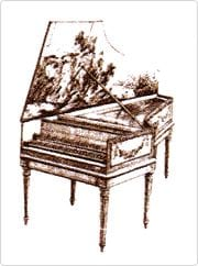 The harpsichord